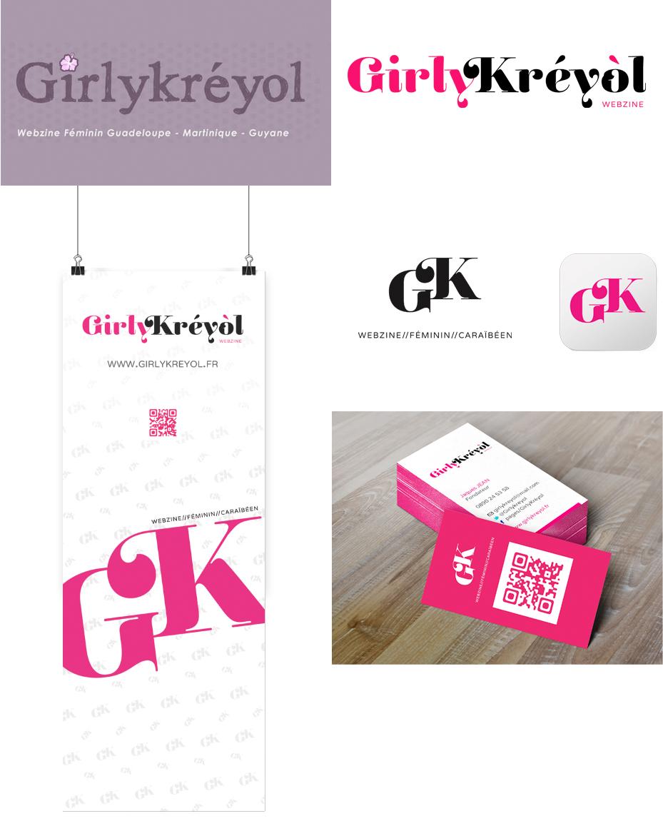 girly kreyol identité d'un webzine caraïbéen