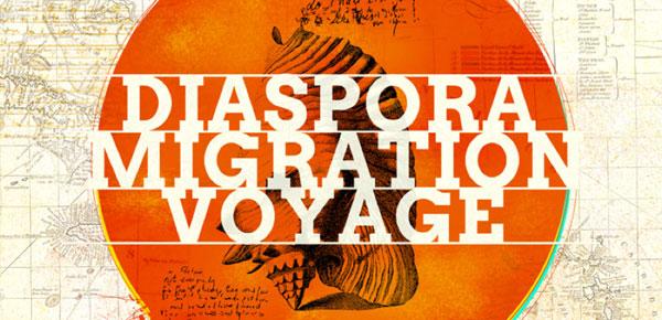 Diaspora, migration et voyage, recueil de chansons