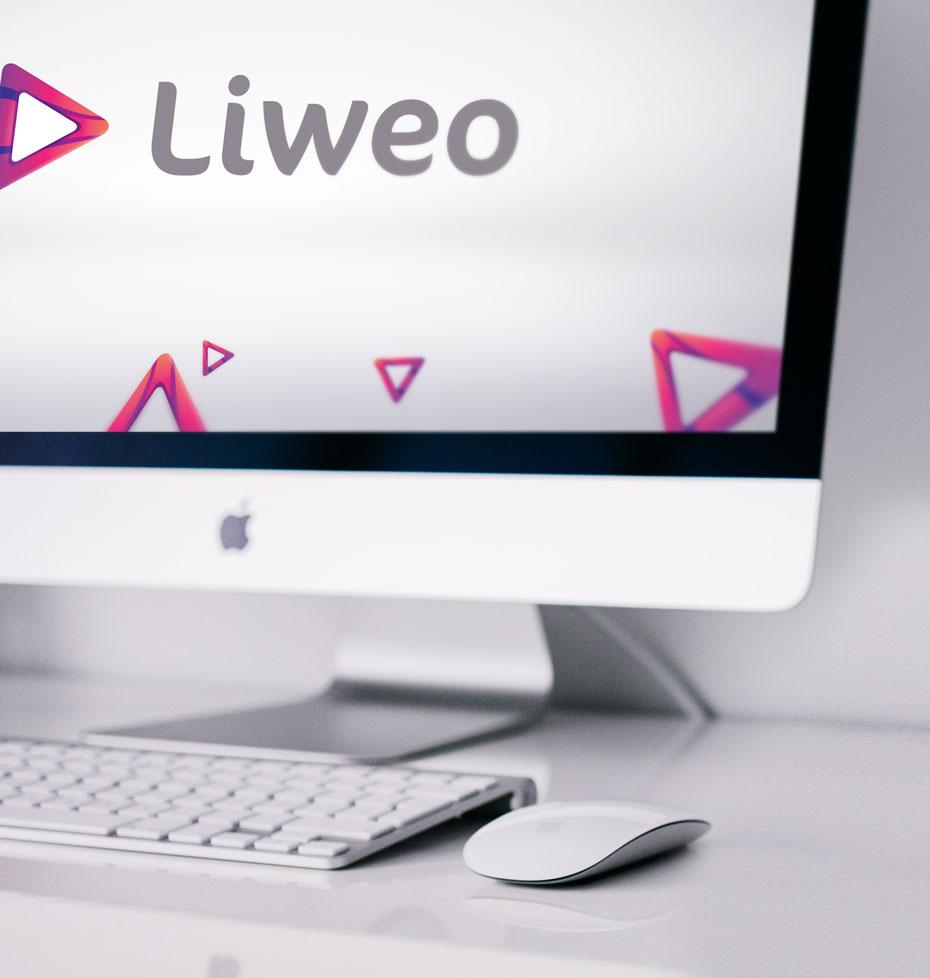 Liweo, live streaming vidéo identité